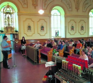Religious buildings: exchanges on transformation challenges