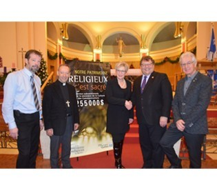 Quebec supports the restoration of the cathedral