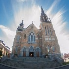 St. Frederic Church, Drummondville, just awarded the title of Minor Basilica
