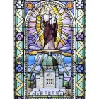 The Saint Joseph's Oratory recovers three stained-glass windows from Nincheri